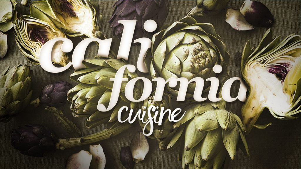 California Pizza Kitchen promotional video with artichokes