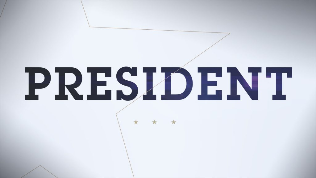 ABC News Election Campaign design for president