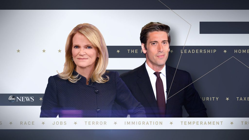 ABC News Election Campaign Design with the ABC News Team