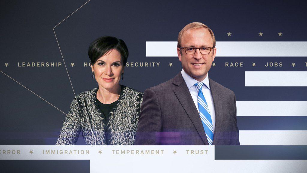 ABC News Election Campaign Design