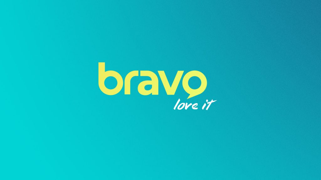 Bravo broadcast branding tv frames design