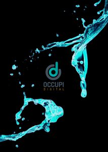 Occupi Digital Social Media Agency Brand Design