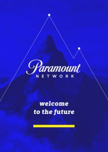 Paramount advertising design