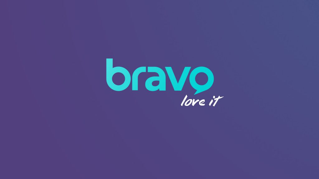 Bravo logo design with tagline