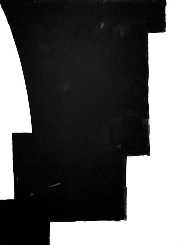 Miguel Ángel Campano minimalist black and white design