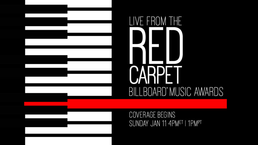 E! live from the red carpet with piano keys