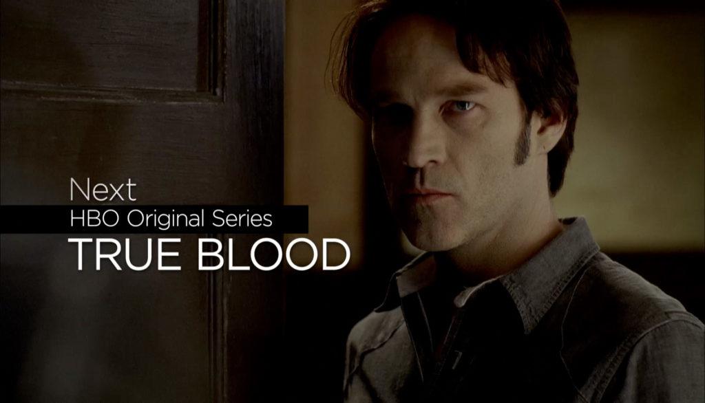HBO Rebrand True Blood tune in design
