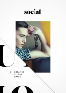 Fashion instagram campaign design