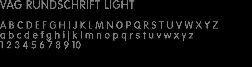 Sesame Street Brand typography Vag Rounded