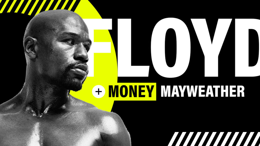 Showtime Boxing design for Floyd Money Mayweather
