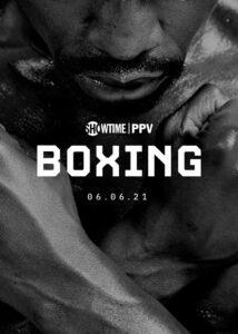 Showtime Boxing Design